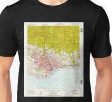 USGS TOPO Map California CA Santa Barbara 300223 1952 24000 geo Unisex T-Shirt