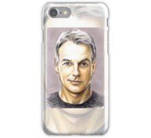 Mark Harmon miniature MH6 iPhone Case/Skin
