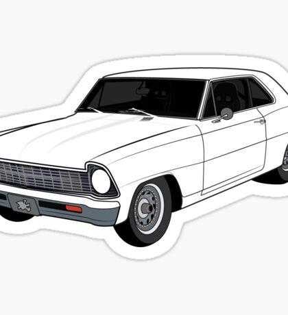Chevy Nova - Chevrolet Sticker