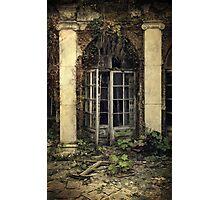 Forgotten chamber Photographic Print