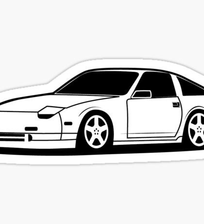 Nissan 300zx - Z31 Sticker