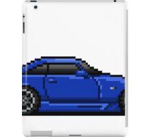 Honda s2000 Pixel Car iPad Case/Skin