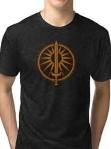 BattleTech House Davion Tri-blend T-Shirt
