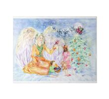 Christmas Tidings Holly Angel  Gallery Board