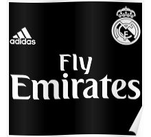 real madrid C.F. Poster