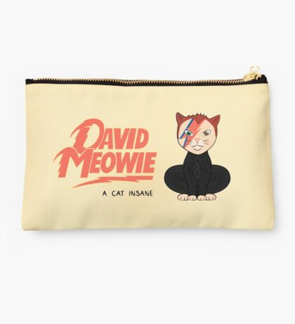 A Cat Insane Studio Pouch