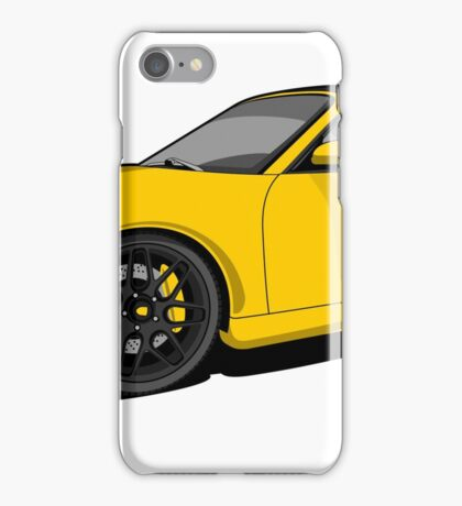 Porsche 911 Turbo iPhone Case/Skin