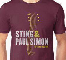 STING PAUL SIMON TOGETHER KENARI 2 Unisex T-Shirt