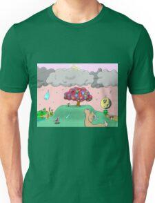 Bjorn Sees Rain Unisex T-Shirt