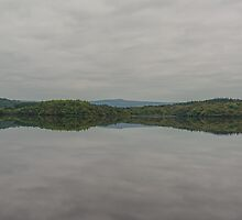 Lough Gill, Co. Leitrim, Ireland by Mark Bangert