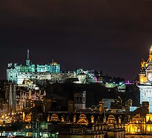 Edinburgh...oor Beautiful City by klrkphotography