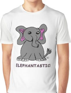 Elephantastic! Graphic T-Shirt