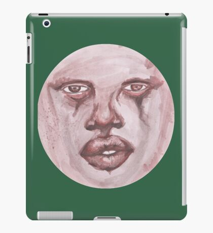 Washed in Earth Tones iPad Case/Skin