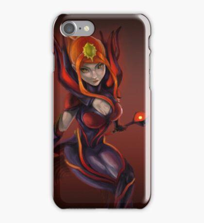 Magma Lux iPhone Case/Skin