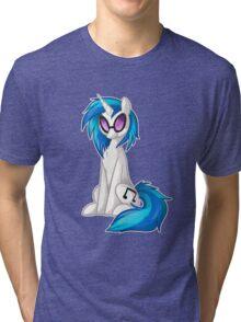 DJ Pony Tri-blend T-Shirt