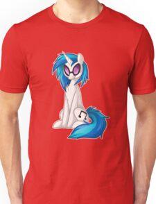 DJ Pony Unisex T-Shirt