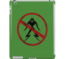 Humans only iPad Case/Skin