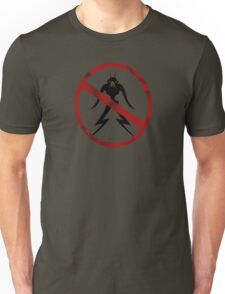 Humans only Unisex T-Shirt