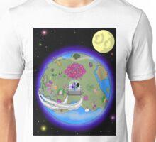 Back to the Rainbow Flower Tree Unisex T-Shirt