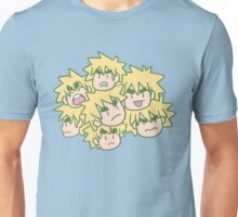 Angry Boy Unisex T-Shirt