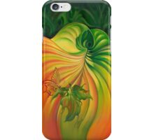 Behind the Curtain of Colours iPhone Case/Skin