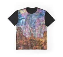 Desert Varnishes - Monument Valley Graphic T-Shirt