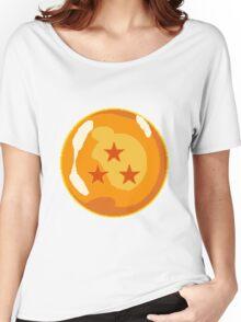 3 Ball Women's Relaxed Fit T-Shirt