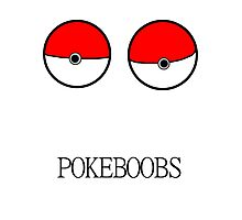 Pokeboobs Photographic Print