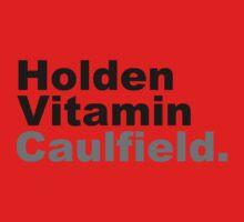 Holden Vitamin Caulfield One Piece - Short Sleeve