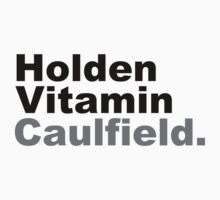 Holden Vitamin Caulfield Kids Clothes