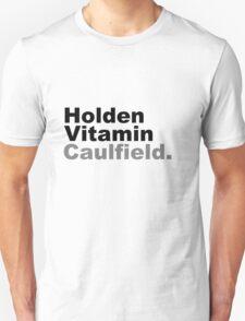 Holden Vitamin Caulfield T-Shirt