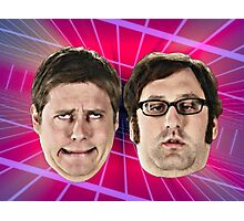 Tim and Eric Awesome Show Photographic Print