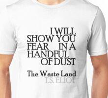 Handful of Dust Unisex T-Shirt