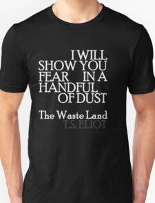 Handful of Dust 2 T-Shirt