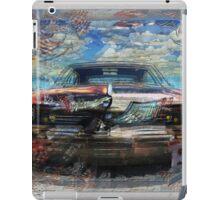 Blue Max iPad Case/Skin