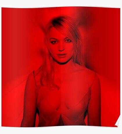 Sophia Myles - Celebrity (Square) Poster
