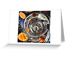 bubbly #1 Greeting Card