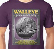 Walleye Dark Lager Beer Unisex T-Shirt