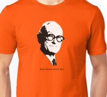 What would Philip do? Architecture T shirt Unisex T-Shirt
