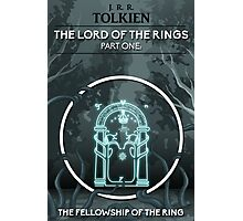 The Lord Of The Rings - The Fellowship Of The Ring Photographic Print