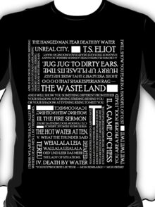 The Waste Land 2 T-Shirt