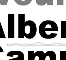 What would Albert Camus do? Sticker
