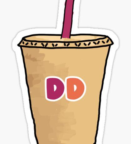 dis coffee is so good Sticker