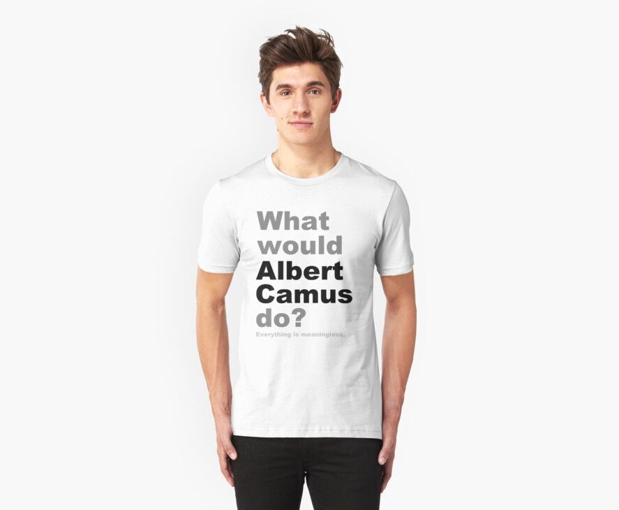 What would Albert Camus do? 2 by silentstead