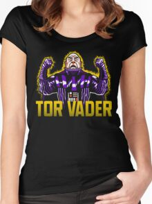 Tor Vader Women's Fitted Scoop T-Shirt
