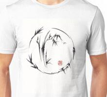 Aureole - enso brush pen painting Unisex T-Shirt