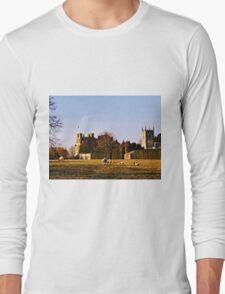 Coughton Court Estate. Long Sleeve T-Shirt