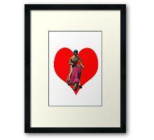 GTA 5 Faggio Framed Print