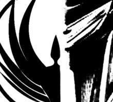 Battlestar Cylon Sticker