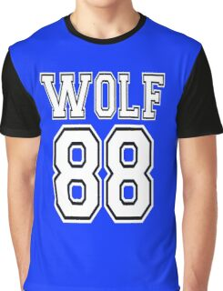 ♥♫I Love KPop-Awesome EXO WOLF 88♪♥ Graphic T-Shirt